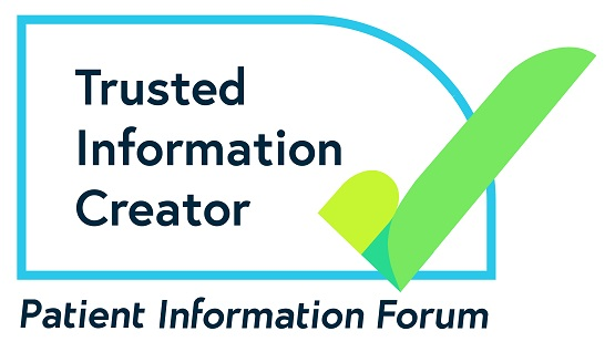 Patient Information Forum (PIF) tick mark