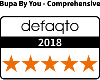 defaqto rating 2018 - five stars